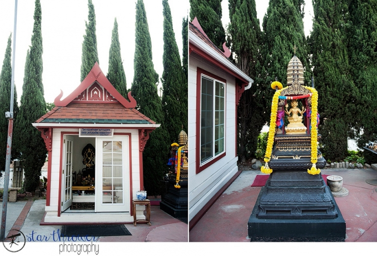 Temple, Wat Thai, North Hollywood